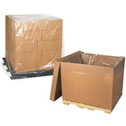 Pallet Covers & Bin Liners